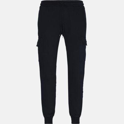 Regular | Trousers | Blue