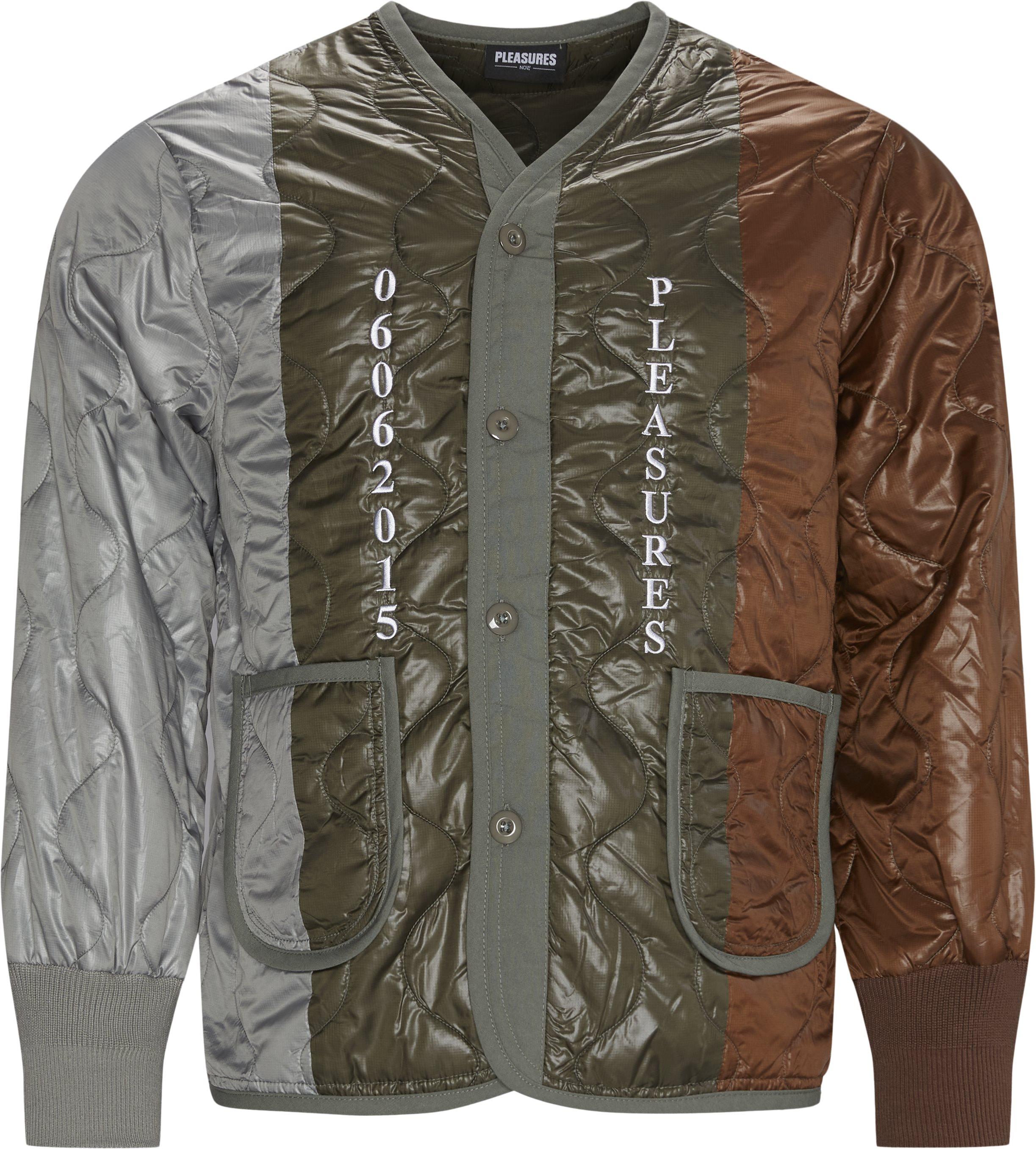 Misery Jacket - Jackor - Regular - Grön
