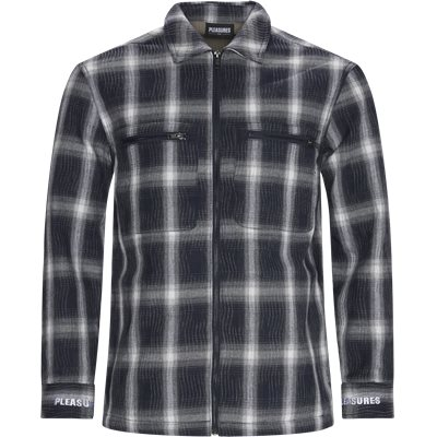Sabbath Plaid Overshirt Regular | Sabbath Plaid Overshirt | Multi