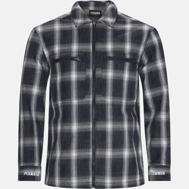 Sabbath Plaid Overshirt