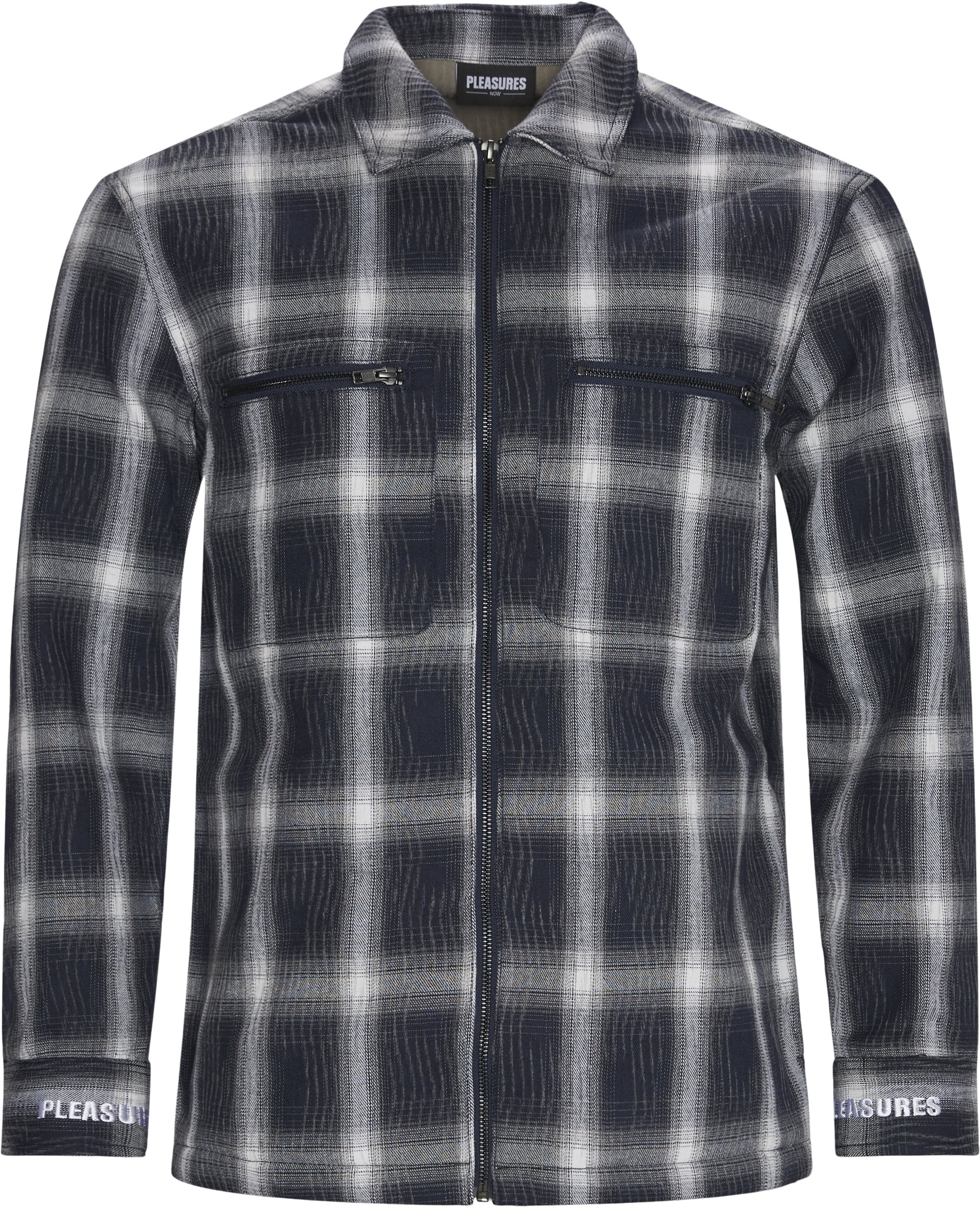 Sabbath Plaid Overshirt - Skjortor - Regular - Multi