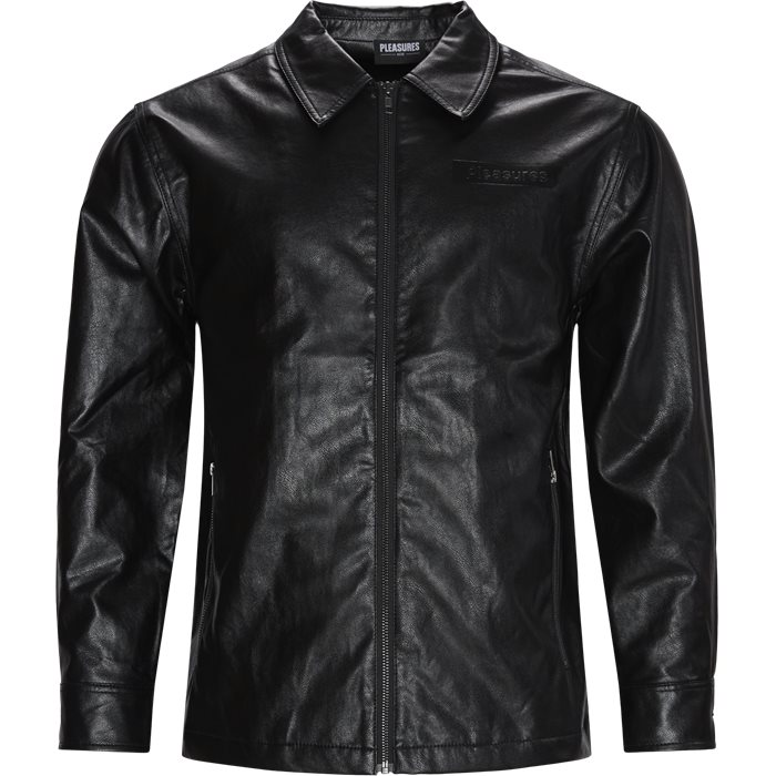 Loaded Zip Jacket - Jackor - Regular - Svart