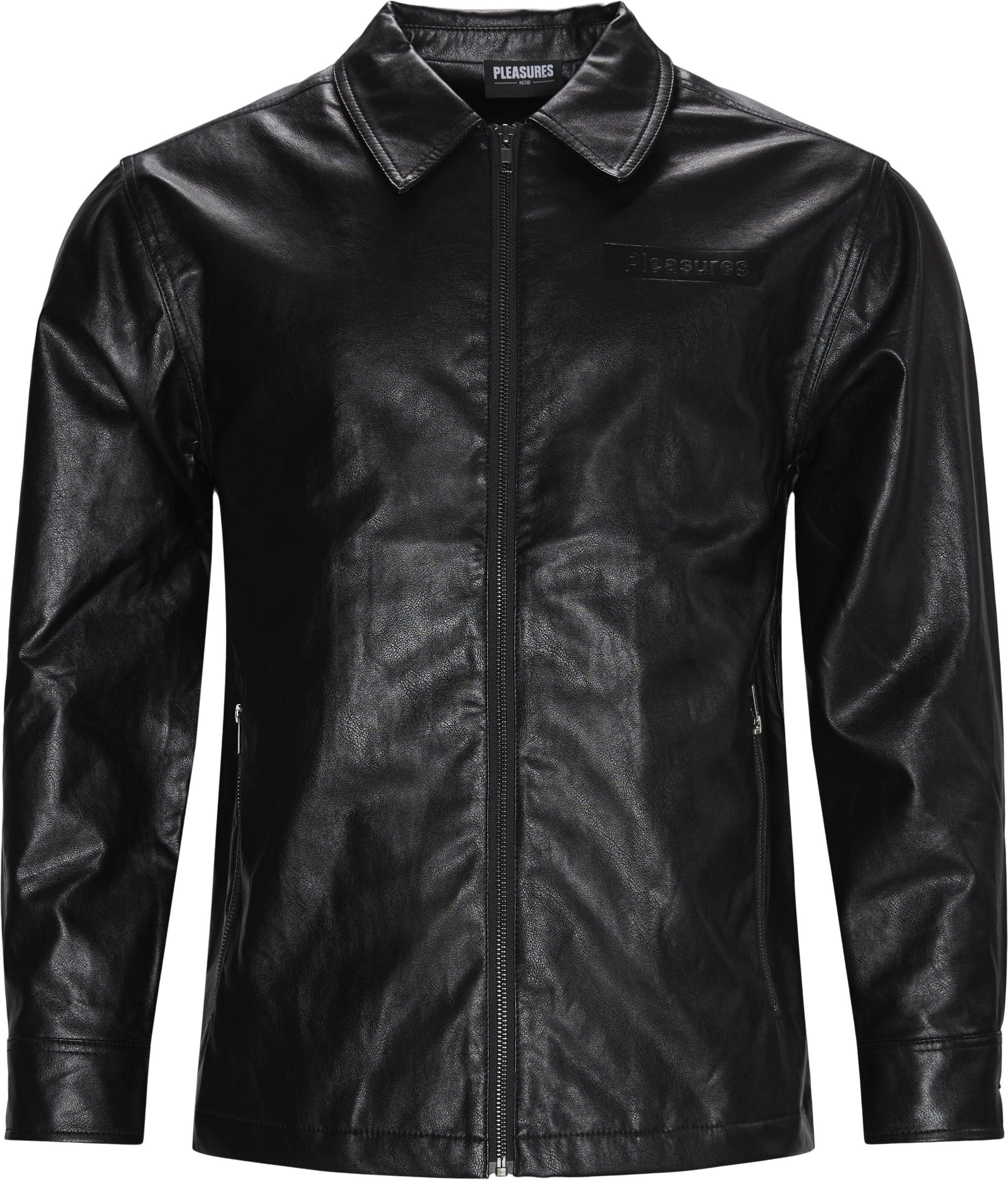 Loaded Zip Jacket - Jakker - Regular - Sort