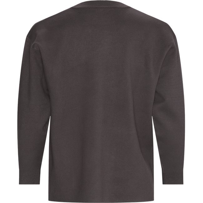 Mona Knit Crewneck Sweatshirt
