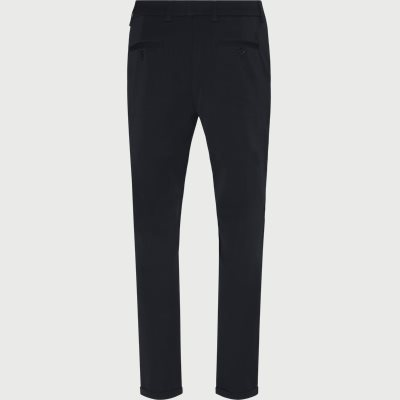 Como Suit Pants Slim | Como Suit Pants | Blå