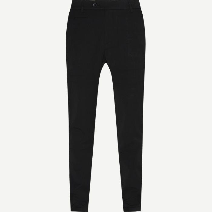 Como Suit Pants - Bukser - Slim - Sort