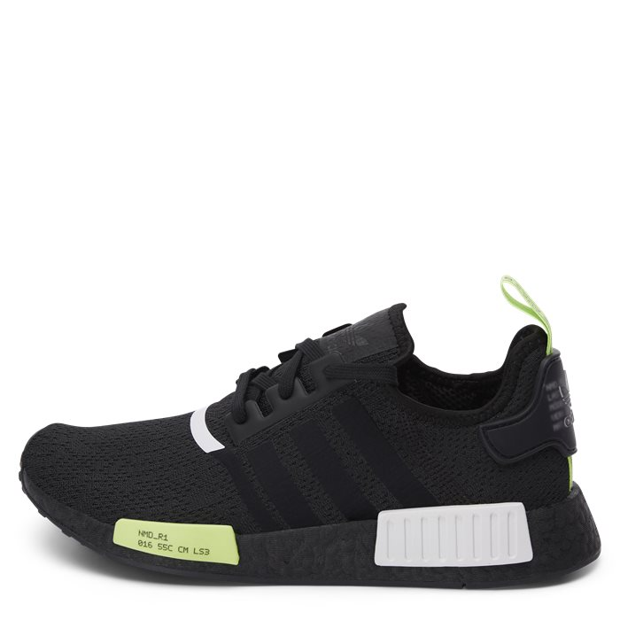NMD_R1 Sneaker - Shoes - Black