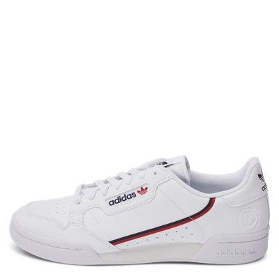 Continental 80 Vegan Sneaker Continental 80 Vegan Sneaker | Hvid