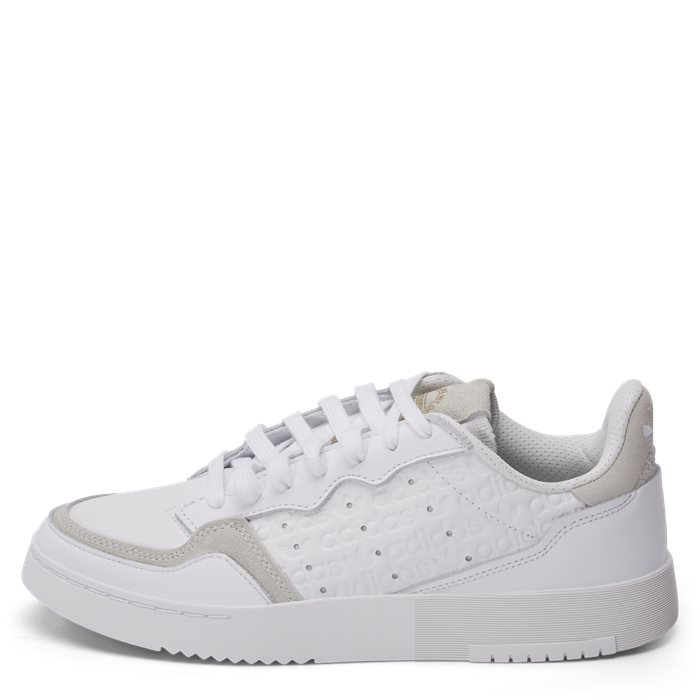 Supercourt Sneaker - Shoes - White