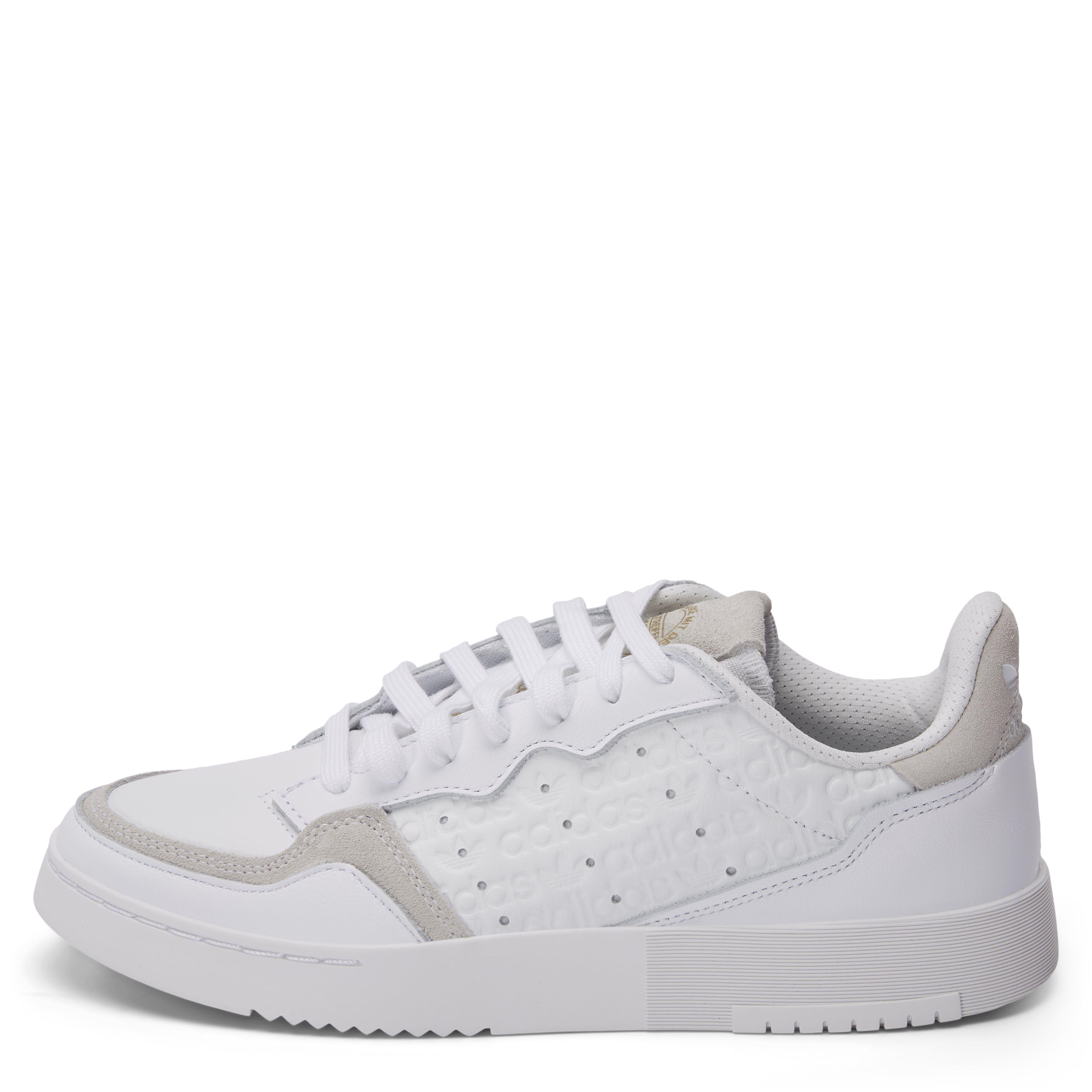 Supercourt Sneaker - Sko - Hvid