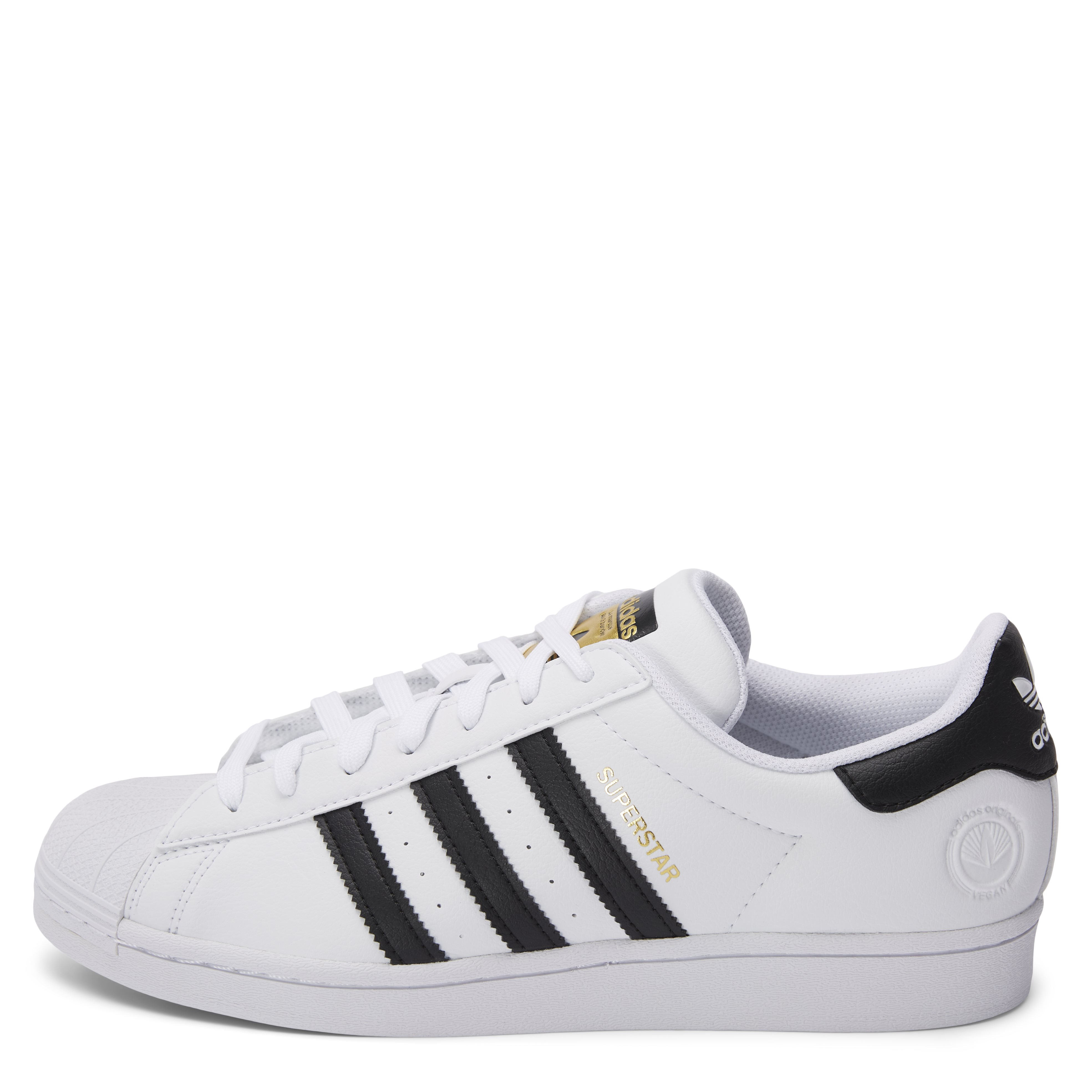 Superstar Vegan Sneaker - Sko - Hvid