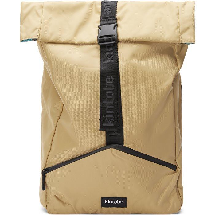 Alex Rolltop Bag - Bags - Sand
