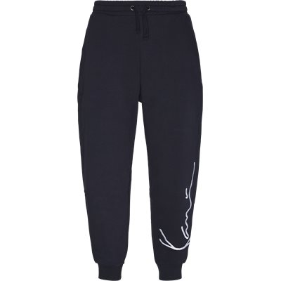 Signature Sweatpant Regular | Signature Sweatpant | Blå