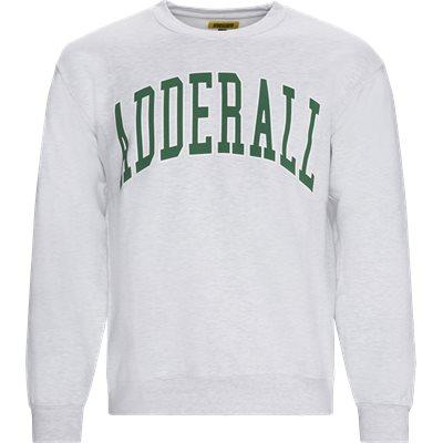 Midterm Crewneck Sweatshirt Regular | Midterm Crewneck Sweatshirt | Grå
