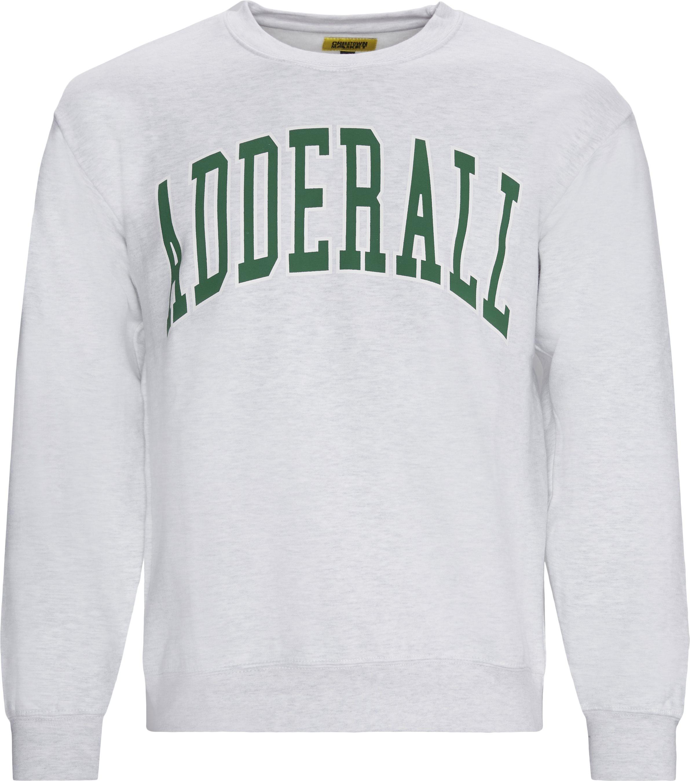 Midterm Crewneck Sweatshirt - Sweatshirts - Regular fit - Grå