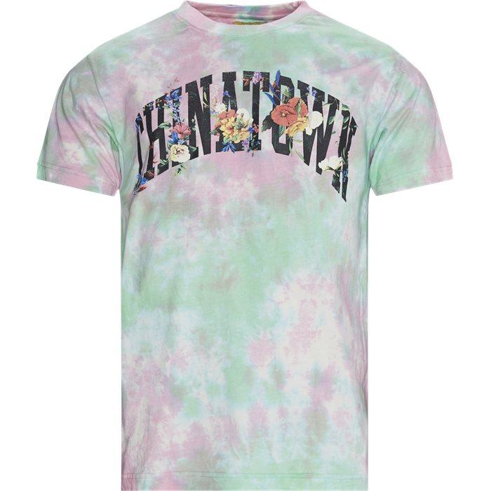 Flower Arc Tee - T-shirts - Regular - Multi
