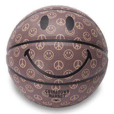 Cabana Smiley Basketball Cabana Smiley Basketball | Brun