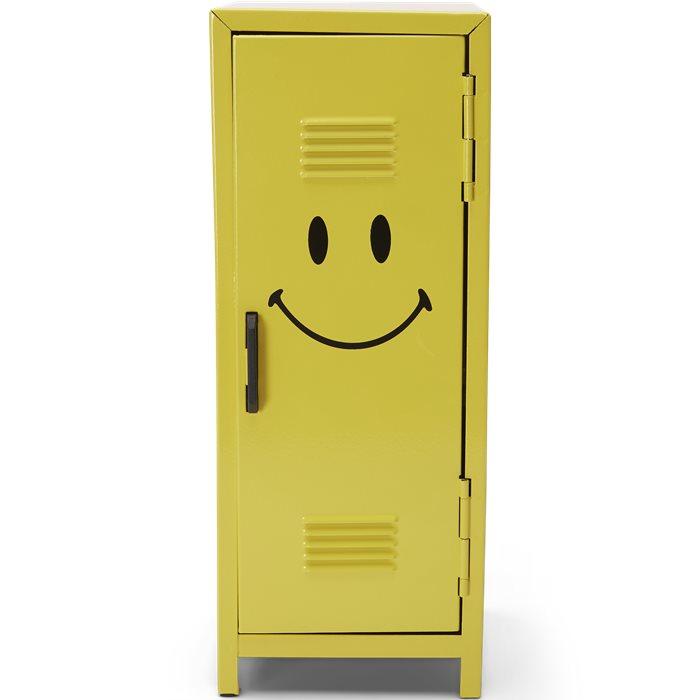 Smiley Mini Locker - Accessories - Gul