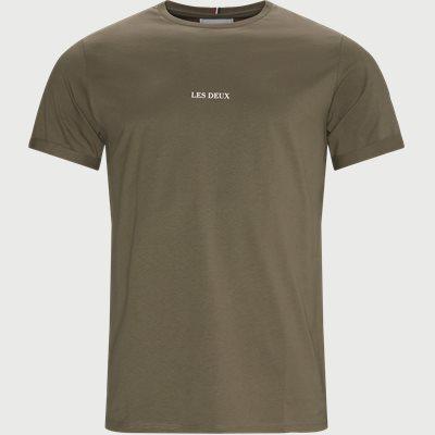 Lens T-shirt Regular | Lens T-shirt | Army