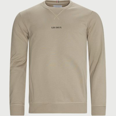 Lens Sweatshirt Regular | Lens Sweatshirt | Sand