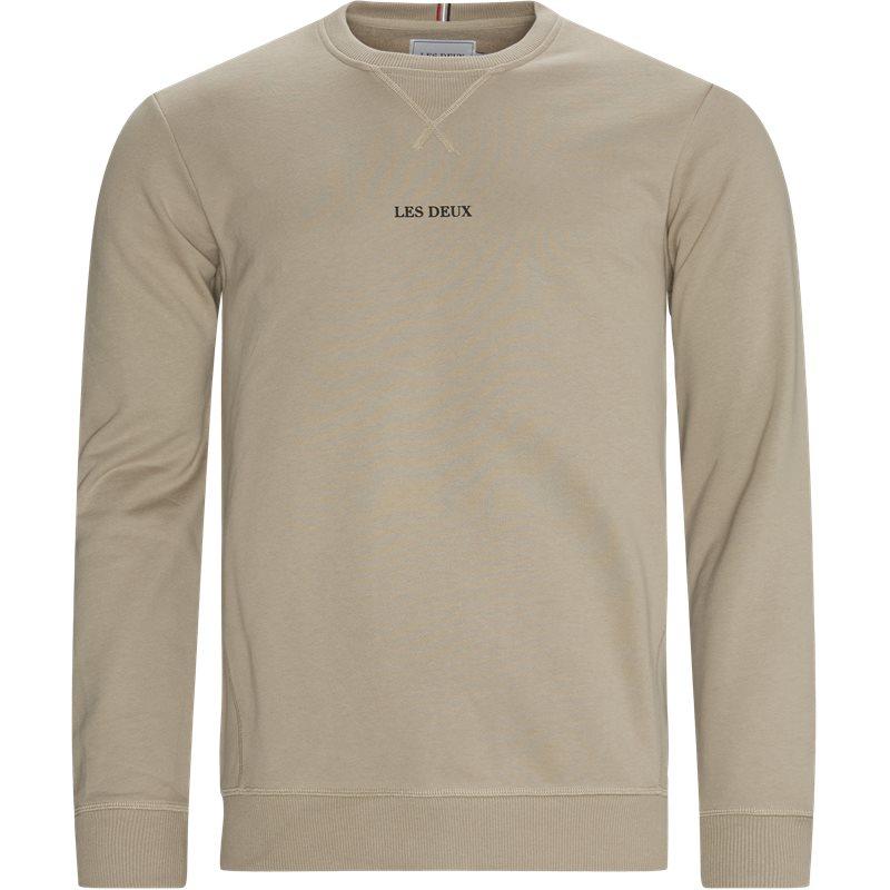 les deux – Les deux - lens sweatshirt fra kaufmann.dk