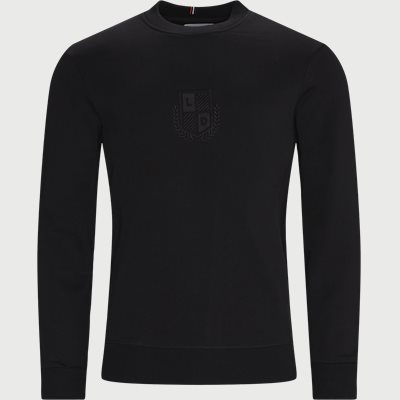 Shield Sweatshirt Regular | Shield Sweatshirt | Sort
