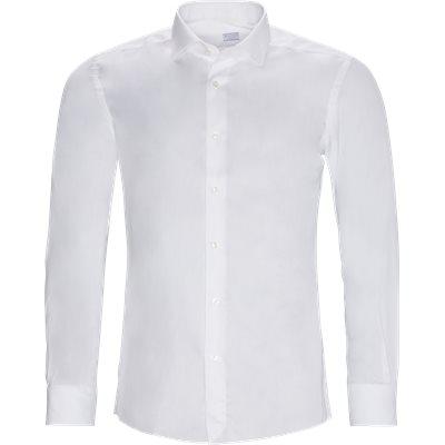 Contemporary fit | Skjorter | Hvid