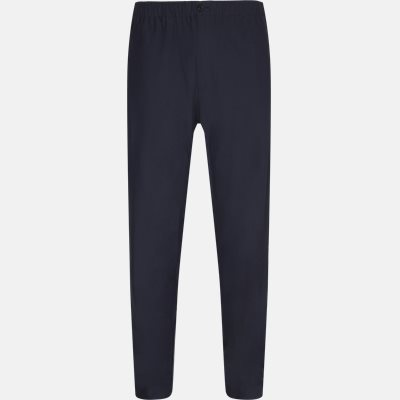 Loose | Trousers | Blue