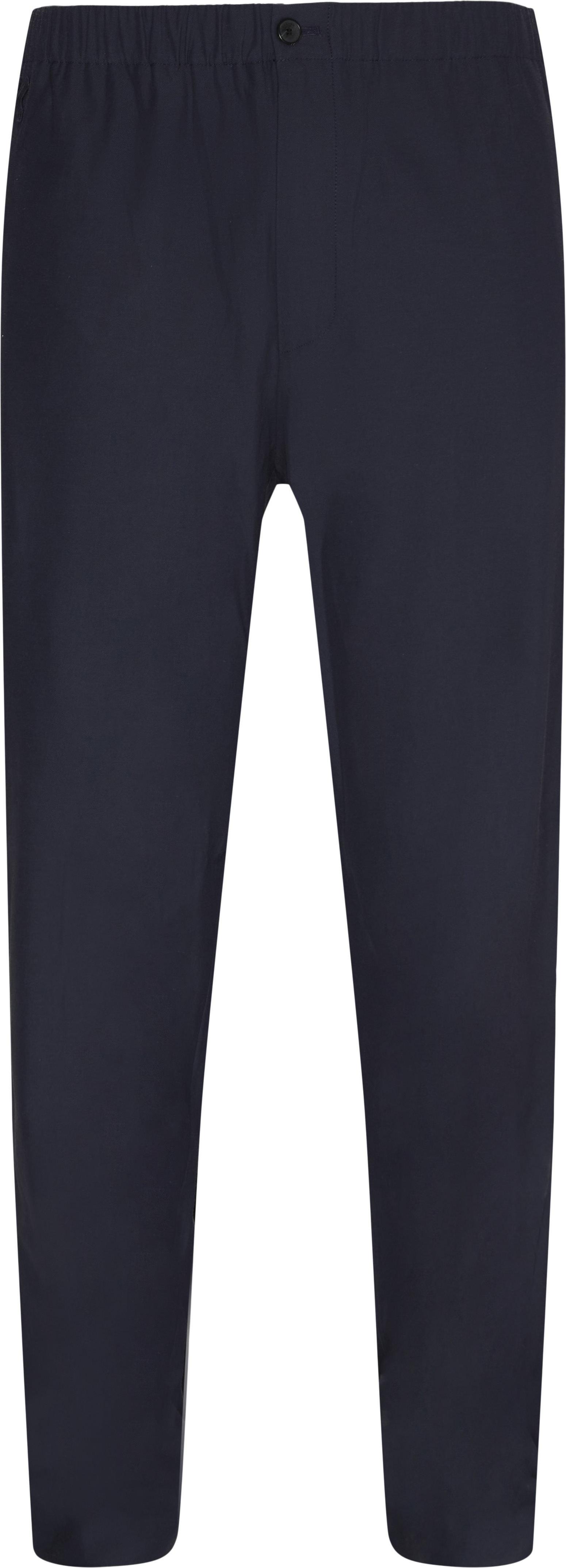 Bukser - Bukser - Loose fit - Blå