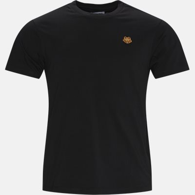 Regular | T-shirts | Sort