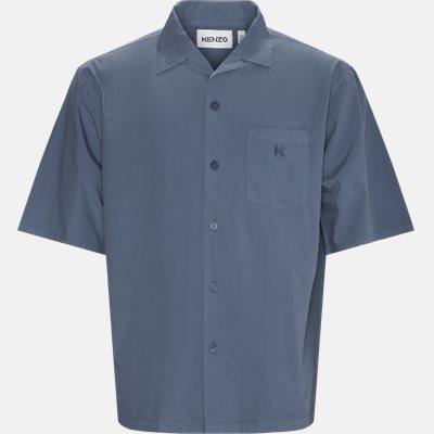 Oversize fit | Kortærmede skjorter | Blå