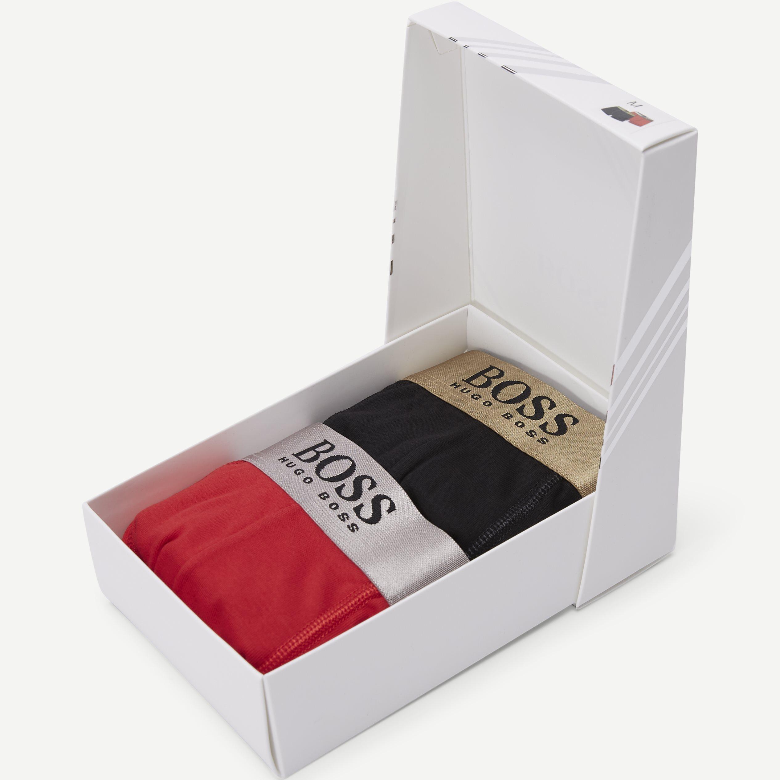 2-Pack Trunks Giftbox - Underkläder - Svart