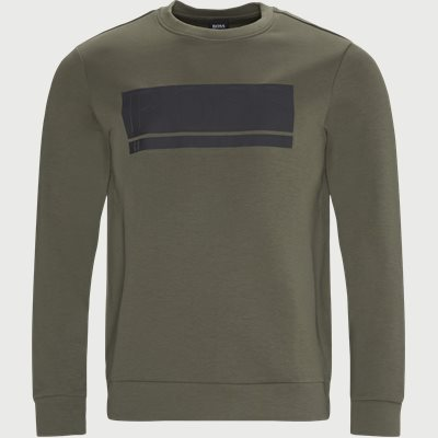 Salbo 1 Crewneck Sweatshirt Regular fit | Salbo 1 Crewneck Sweatshirt | Grøn