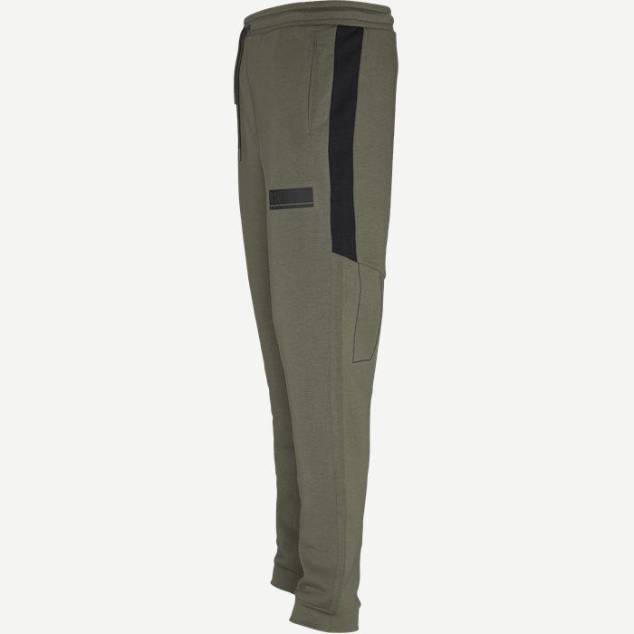 Halvo Sweatpant - Bukser - Regular - Grøn