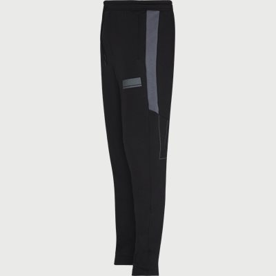 Halvo Sweatpant Regular | Halvo Sweatpant | Sort