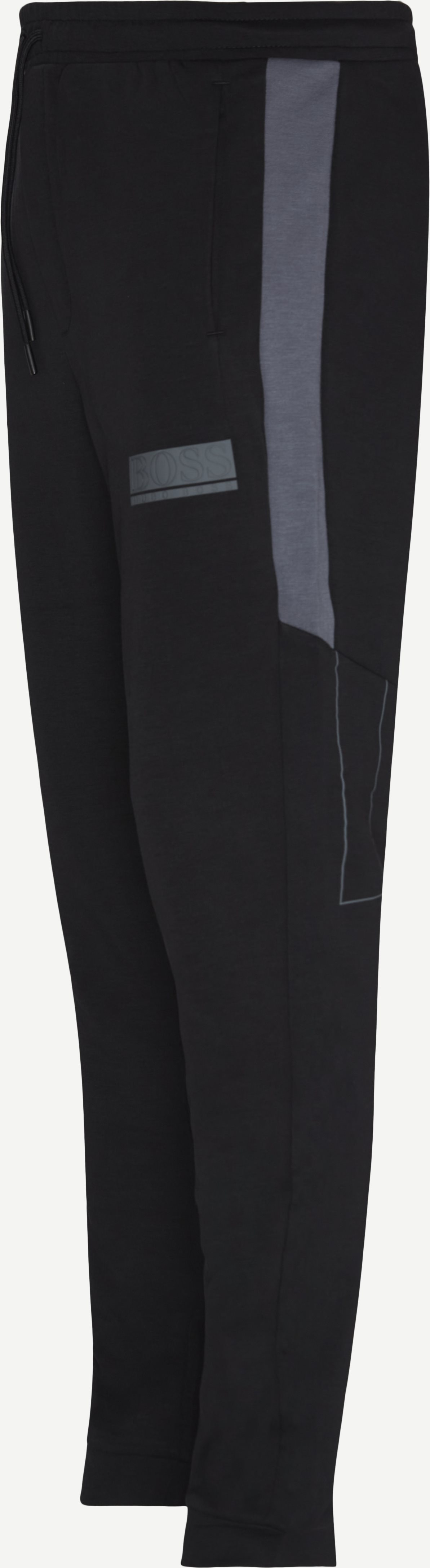 Halvo Sweatpant - Byxor - Regular - Svart