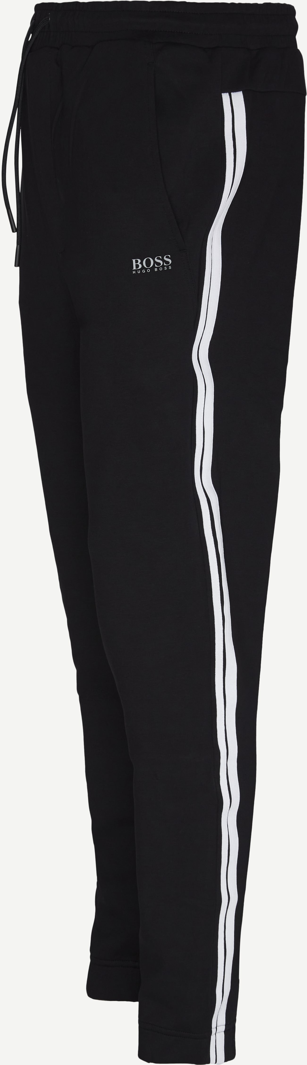 Tracksuit Set 2 Track Pants - Trousers - Regular - Black