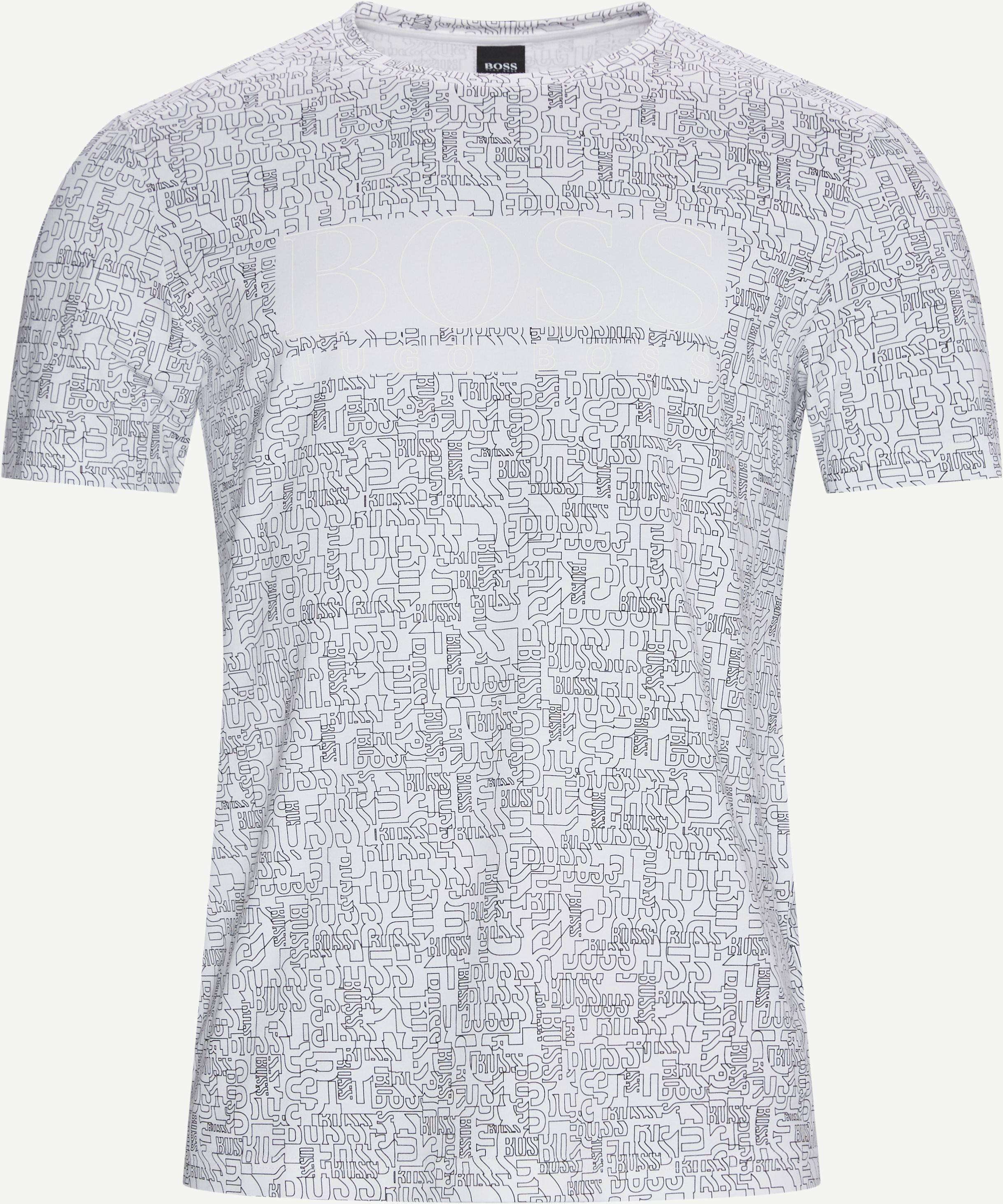 Tee 5 - T-shirts - Regular - White