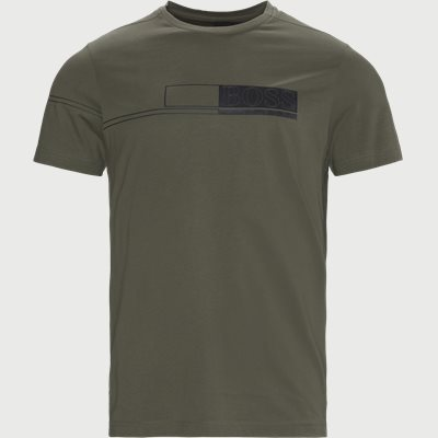 Tee 1 T-shirt Regular | Tee 1 T-shirt | Green