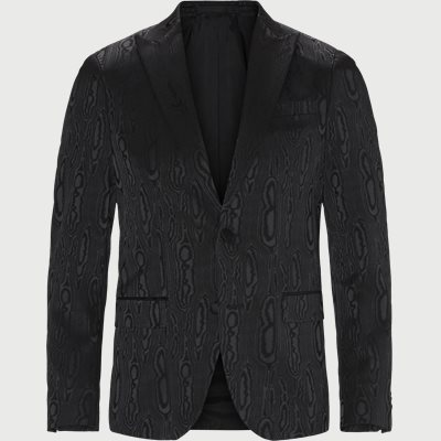 Star Dandy Blazer Modern fit | Star Dandy Blazer | Svart