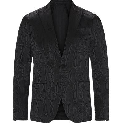 Star Dandy Blazer Modern fit | Star Dandy Blazer | Sort