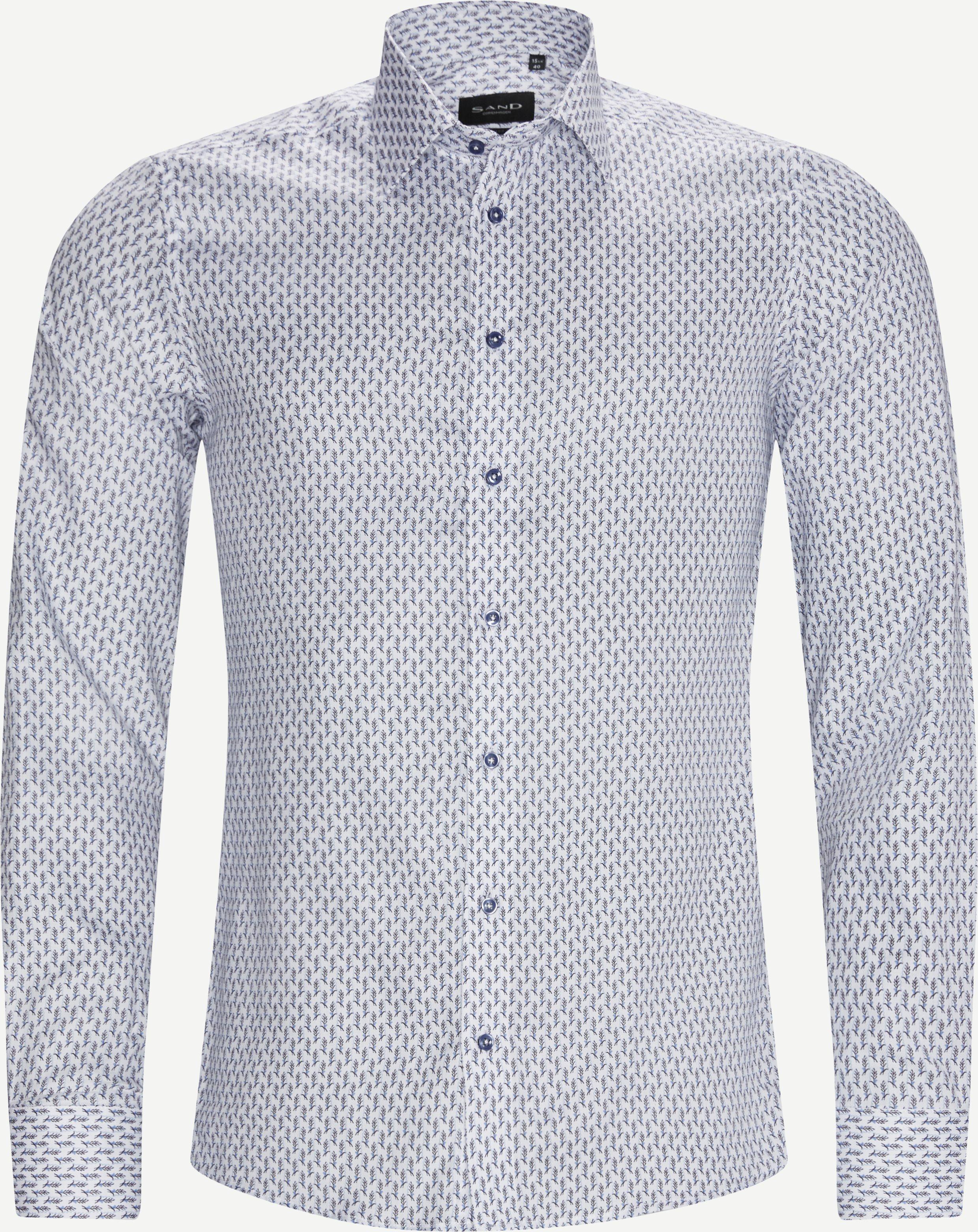 Iver 2/State Shirt - Skjortor - Vit