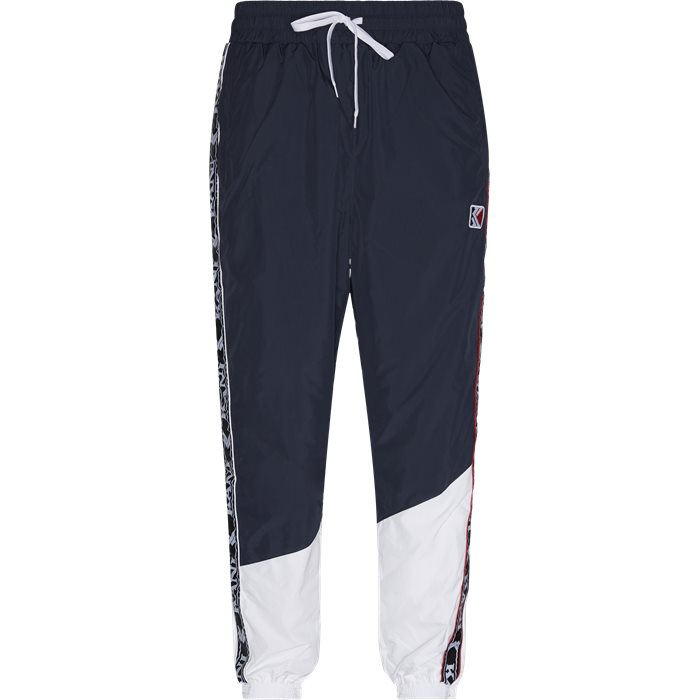 KK OG Tape Sweatpant - Trousers - Regular - Blue
