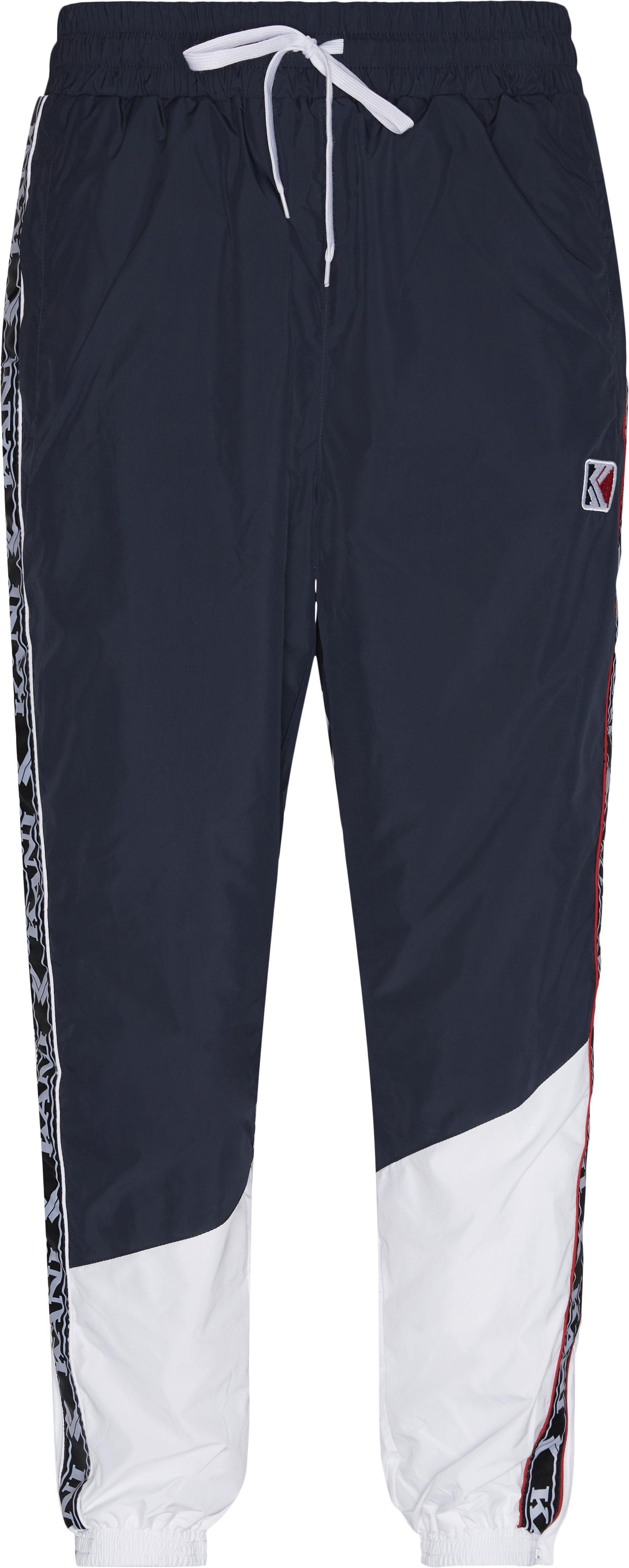 KK OG Tape Sweatpant - Bukser - Regular fit - Blå