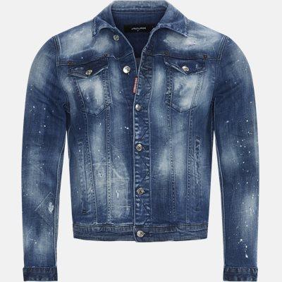 Regular | Denim skjorter | Blå