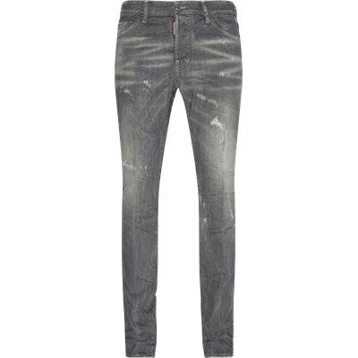 Slim fit | Jeans | Grå