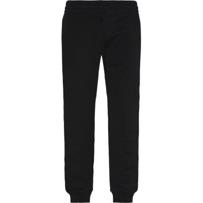 Sweatpants Custom fit | Sweatpants | Sort