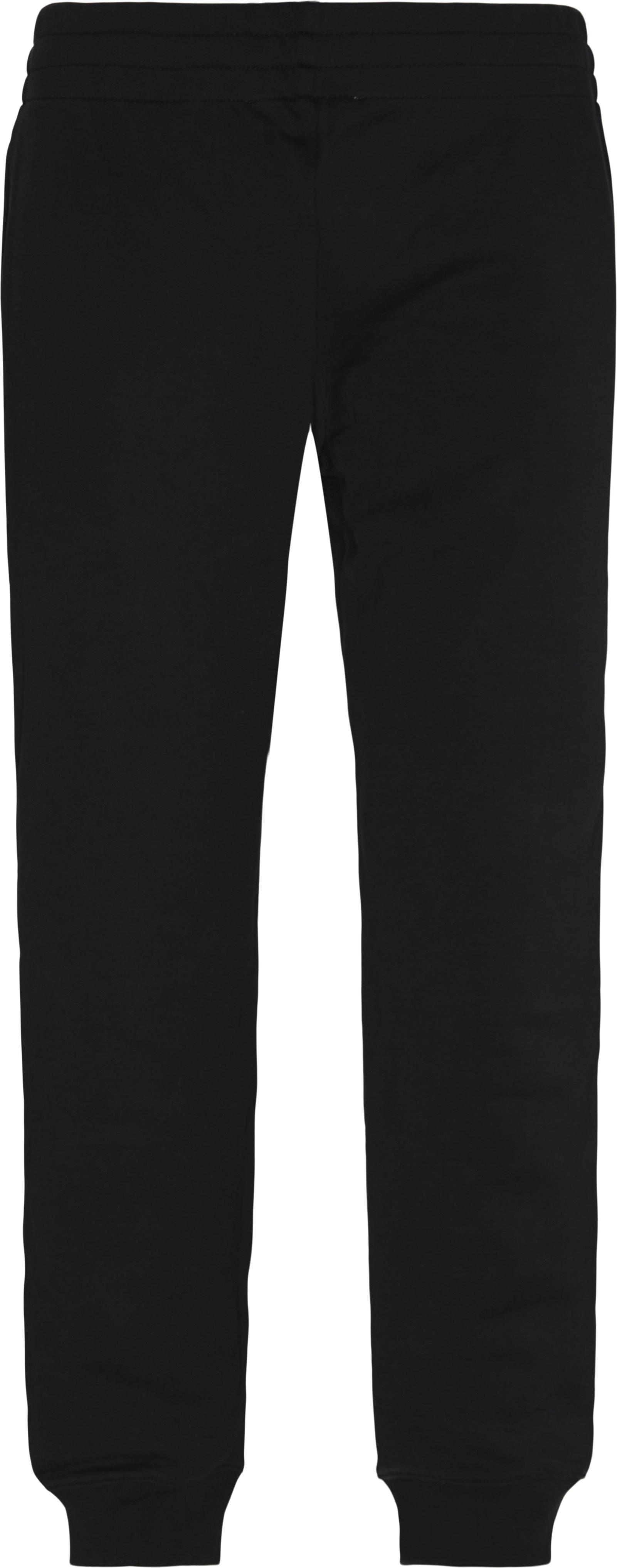 Sweatpants - Bukser - Custom fit - Sort