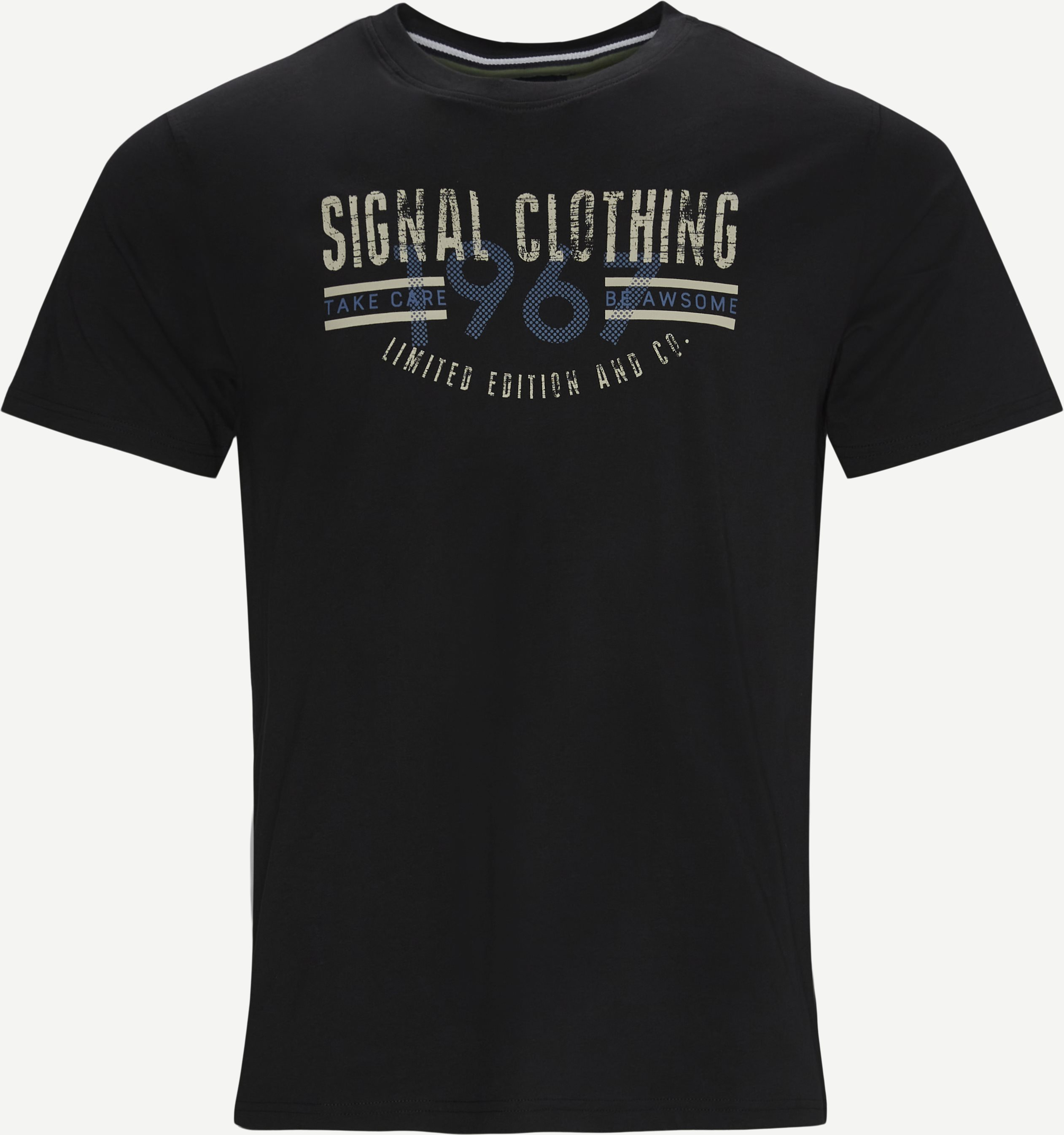 Laban Logo T-shirt - T-shirts - Regular - Sort