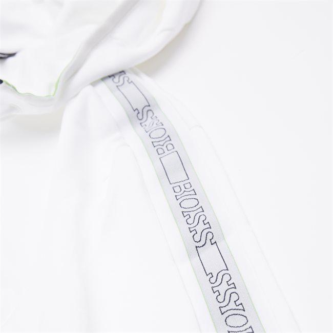 Saggy Icon Zip Sweatshirt